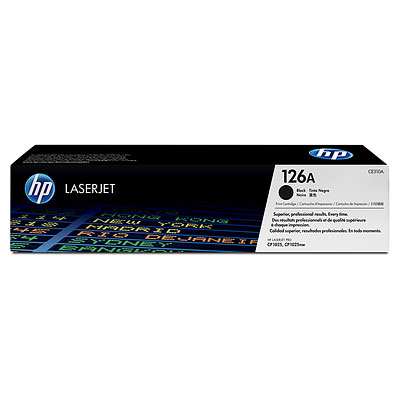 CE310A (HP126A Black)